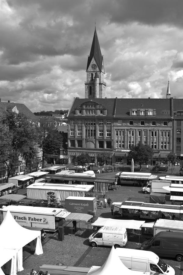 Foto: Altstadtmarkt, Castrop Rauxel