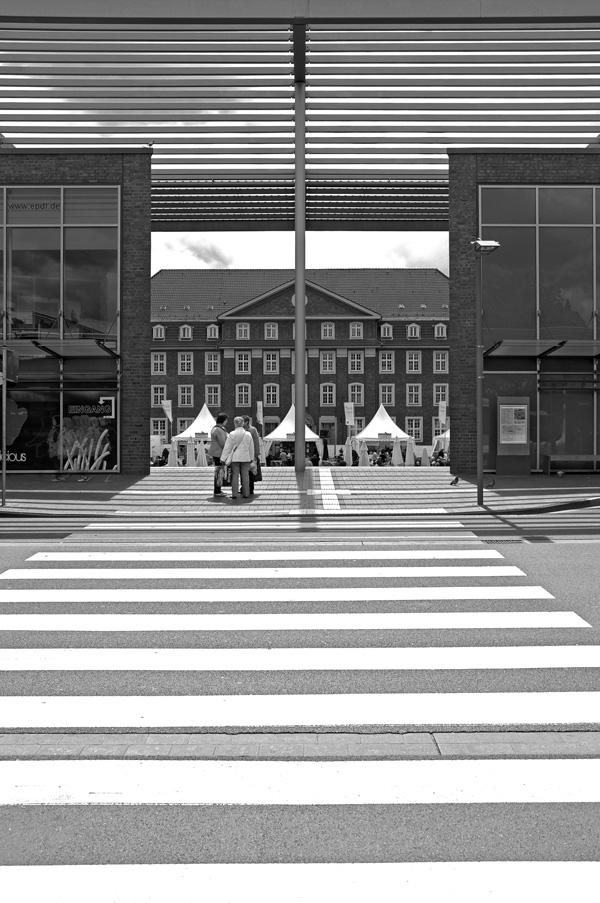 Foto: Marktplatz, Botropp Berliner Platz