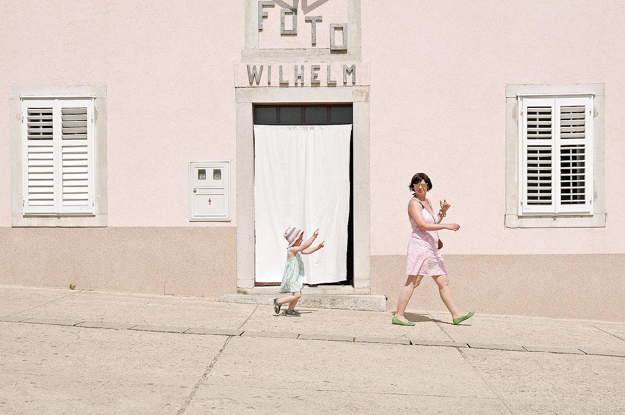 Künstlerisches Foto, Gelassenheit und Besonneheit, dokumentarisches Foto