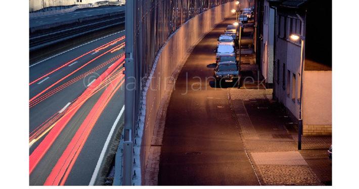 Dokumentarische Fotografie: Urbanes Stadtpanorama