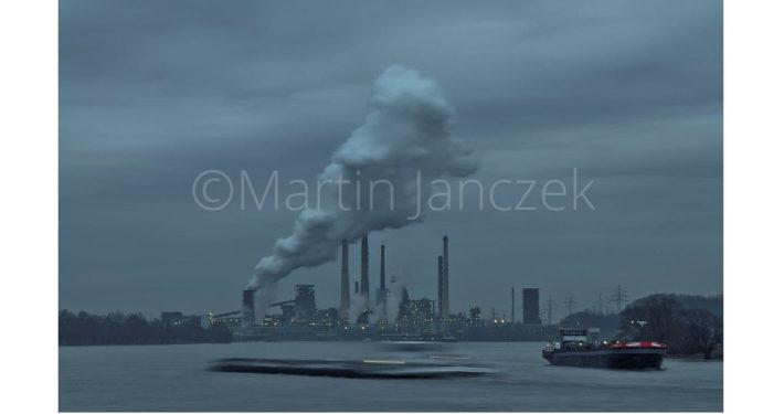 Dokumentarfotografie urbaner LIndustrielandschaften