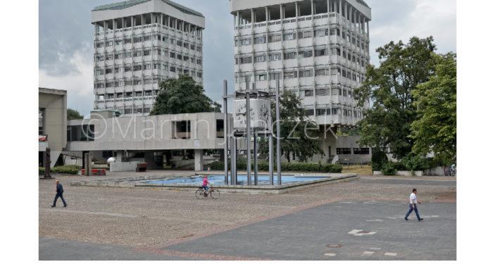 Marl - Ruhrgebiet, Künstlerische Dokumentarfotografie, Bildband Ruhrgebiet