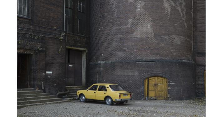 Künstlerische Dokumentarfotografie, Bildband Ruhrgebiet